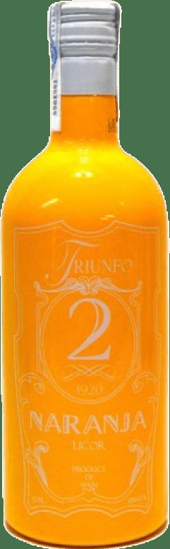 11,95 € 免费送货 | Schnapp Triunfo 2 Licor de Naranja 西班牙 瓶子 70 cl