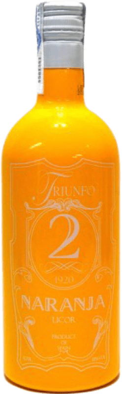 11,95 € Free Shipping | Schnapp Triunfo 2 Licor de Naranja Spain Bottle 70 cl
