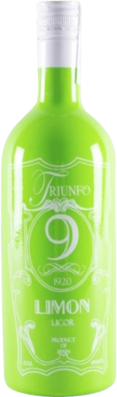 11,95 € Free Shipping | Schnapp Triunfo 9 Licor de Limón Spain Bottle 70 cl