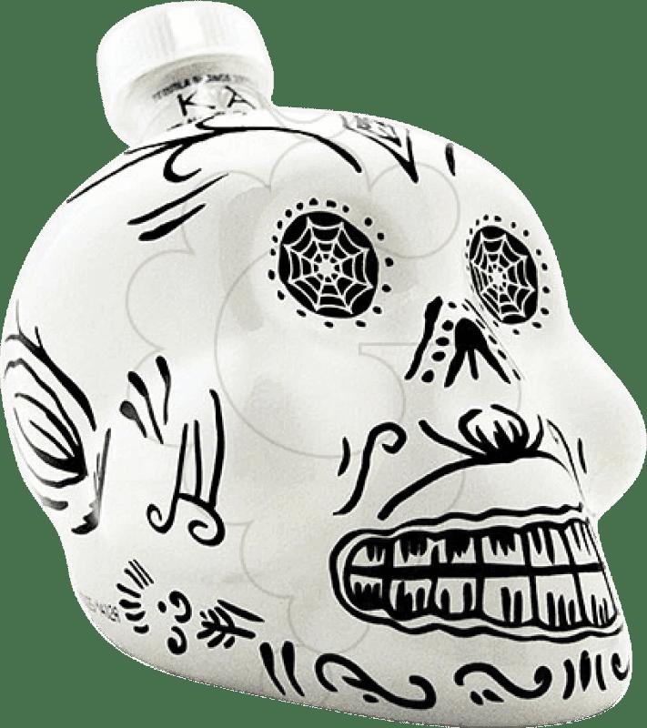 59,95 € Envío gratis | Tequila Kah Blanco Mexico Botella 70 cl