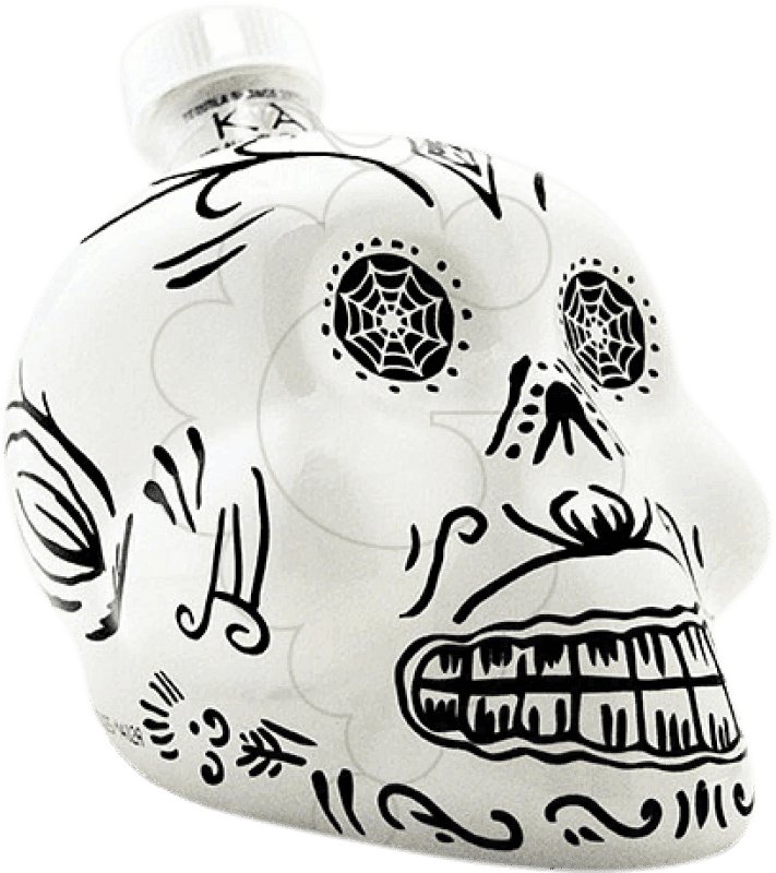 59,95 € Free Shipping | Tequila Kah Blanco Mexico Bottle 70 cl