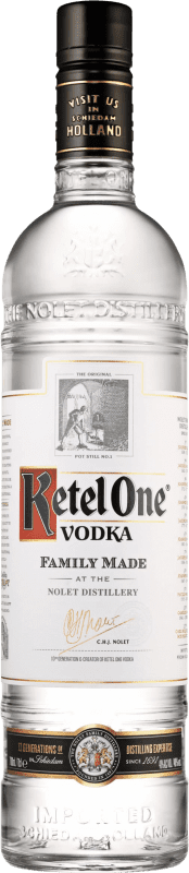 26,95 € Free Shipping | Vodka Ketel One Netherlands Bottle 70 cl