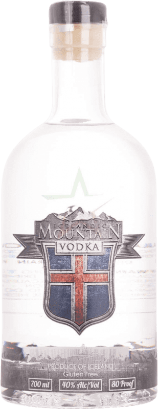 27,95 € | Vodka Mountain Iceland Bottle 70 cl