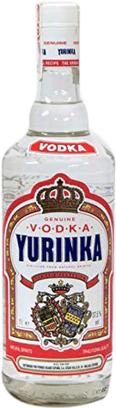 8,95 € | Vodka Yurinka Spain Missile Bottle 1 L