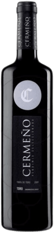 4,95 € Free Shipping | Red wine Cermeño Collita D.O. Toro Castilla y León Spain Tempranillo Bottle 75 cl