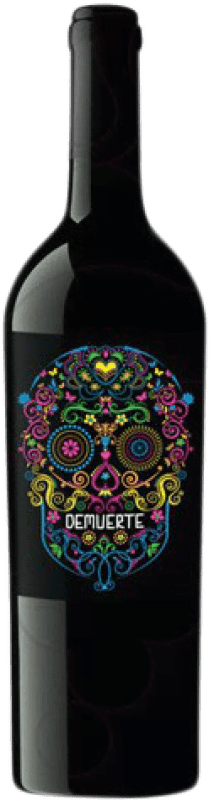 9,95 € | Red wine Demuerte Crianza D.O. Yecla Levante Spain Syrah, Monastrell Bottle 75 cl