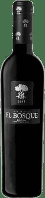 44,95 € | Red wine Sierra Cantabria Finca El Bosque D.O.Ca. Rioja The Rioja Spain Tempranillo Half Bottle 37 cl