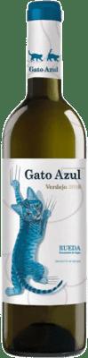 El Gato Azul Verdejo Rueda Joven 75 cl