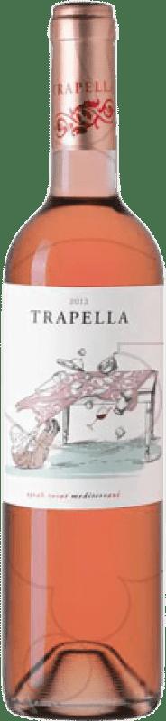 8,95 € Envoi gratuit | Vin rose Trapella Joven D.O. Empordà Catalogne Espagne Syrah Bouteille 75 cl