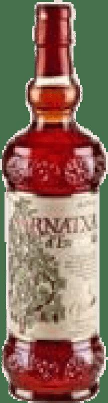 7,95 € Envío gratis | Vino generoso Oliveda D.O. Empordà Cataluña España Garnacha Blanca, Garnacha Roja Botella 75 cl