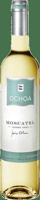 13,95 € Envío gratis | Vino generoso Ochoa D.O. Navarra Navarra España Moscatel Media Botella 50 cl