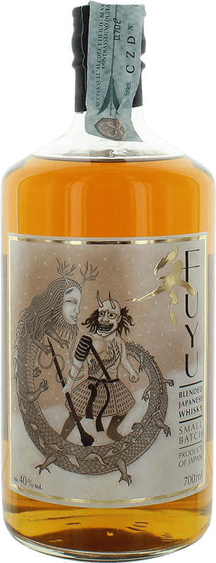 32,95 € Envoi gratuit | Whisky Blended Fuyu Reserva Japon Bouteille 70 cl