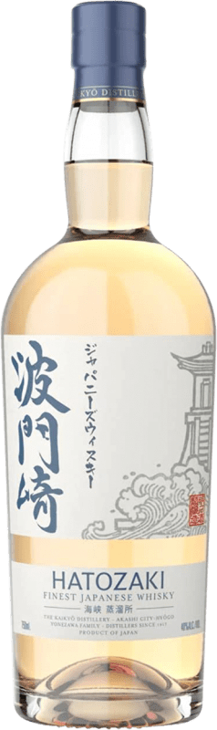 39,95 € Envoi gratuit | Whisky Blended Hatozaki Blended Reserva Japon Bouteille 70 cl