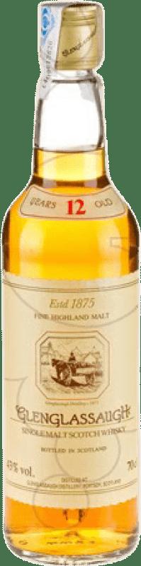 129,95 € 免费送货   威士忌单一麦芽威士忌 Glenglassaugh 12 Años 英国 瓶子 70 cl