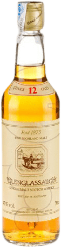 129,95 € Envío gratis | Whisky Single Malt Glenglassaugh 12 Años Reino Unido Botella 70 cl