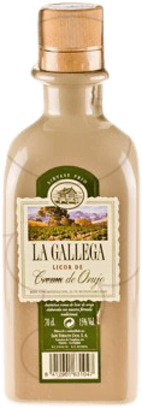 13,95 € | Liqueur Cream La Gallega Crema de Orujo Spain Bottle 70 cl