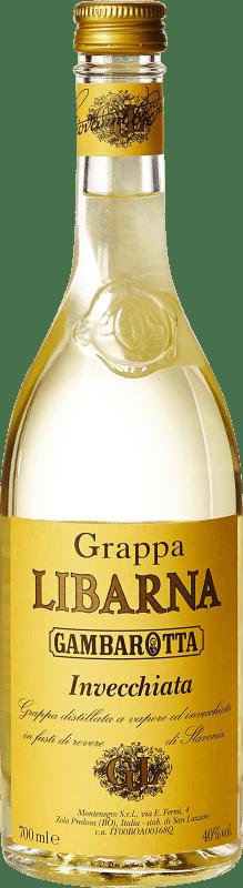14,95 € | Grappa Libarna Italy Bottle 70 cl