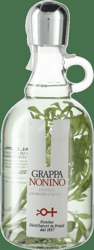 29,95 € 免费送货 | 格拉帕 Nonino Ruta 意大利 瓶子 70 cl