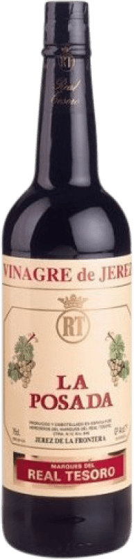 3,95 € Free Shipping | Vinegar Real Tesoro Spain Bottle 75 cl