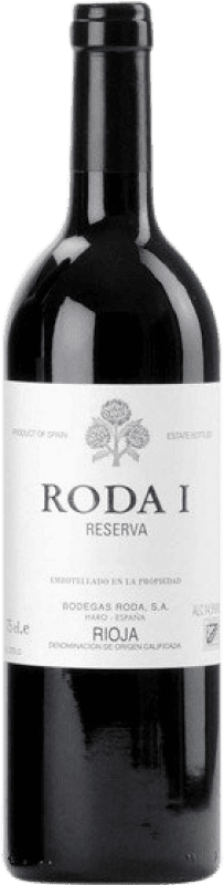 101,95 € Free Shipping | Red wine Bodegas Roda Roda I Reserva D.O.Ca. Rioja The Rioja Spain Tempranillo Magnum Bottle 1,5 L