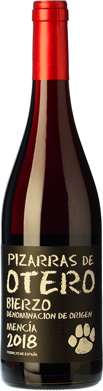 Free Shipping | Red wine Martín Códax Pizarras de Otero D.O. Bierzo Spain Mencía Bottle 75 cl