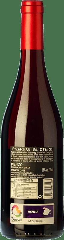 6,95 € Free Shipping | Red wine Martín Códax Pizarras de Otero D.O. Bierzo Spain Mencía Bottle 75 cl