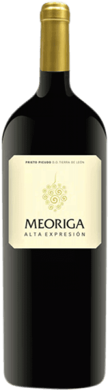 Envoi gratuit   Vin rouge Meoriga Alta Expresión Grand vin de Réserve D.O. Tierra de León Espagne Bouteille Magnum 1,5 L