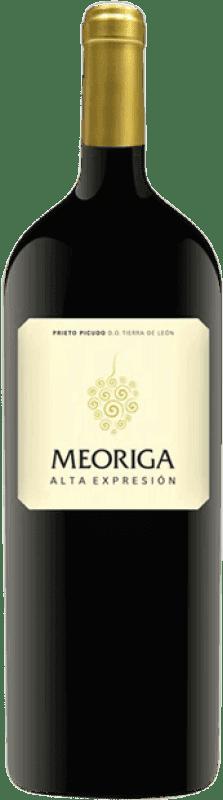 Envío gratis | Vino tinto Meoriga Alta Expresión Gran Reserva D.O. León España Botella Mágnum 1,5 L