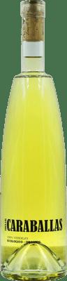 11,95 € Spedizione Gratuita | Vino bianco Finca Las Caraballas Joven D.O. Rueda Spagna Verdejo Bottiglia 75 cl