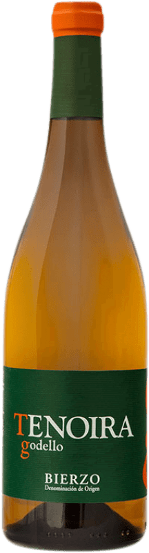 Vino bianco Tenoira Gayoso Joven D.O. Bierzo Spagna Mencía Bottiglia 75 cl