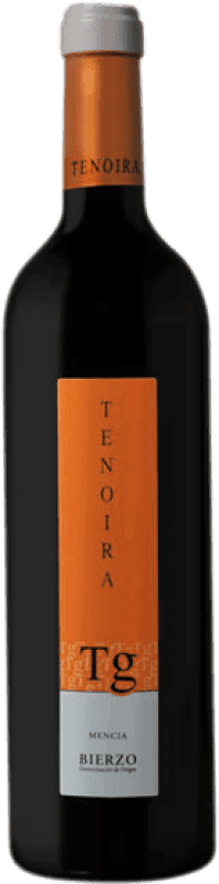 Free Shipping | Red wine Tenoira Gayoso D.O. Bierzo Spain Mencía Magnum Bottle 1,5 L