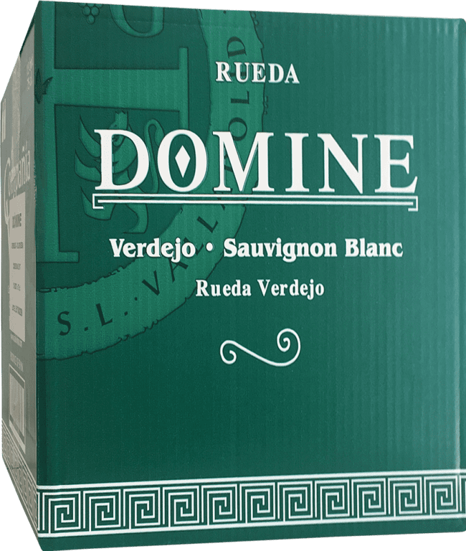 43,95 € 免费送货 | Packs PACK (6x) Domine Blanco Verdejo D.O. Rueda