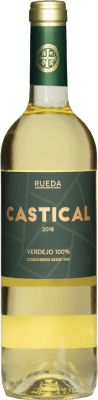 Thesaurus Castical Rueda Joven 75 cl