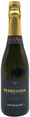 5,95 € Free Shipping   White sparkling Pedregosa Clos Brut Nature Reserva D.O. Cava Catalonia Spain Macabeo, Xarel·lo, Parellada Half Bottle 37 cl