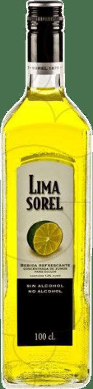 5,95 € Free Shipping | Schnapp Lima Sorel Spain Missile Bottle 1 L