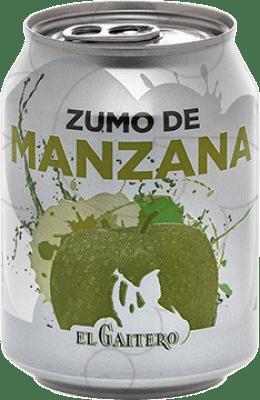 0,95 € Free Shipping   Refreshment El Gaitero Zumo de Manzana Spain Small Bottle 25 cl