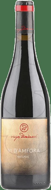 13,95 € Free Shipping | Red wine Domènech Ánfora Crianza D.O. Montsant Catalonia Spain Grenache Bottle 75 cl