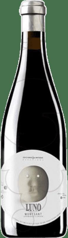 15,95 € Free Shipping | Red wine Ediciones I-Limitadas Luno Crianza D.O. Montsant Catalonia Spain Syrah, Grenache, Cabernet Sauvignon, Mazuelo, Carignan Magnum Bottle 1,5 L
