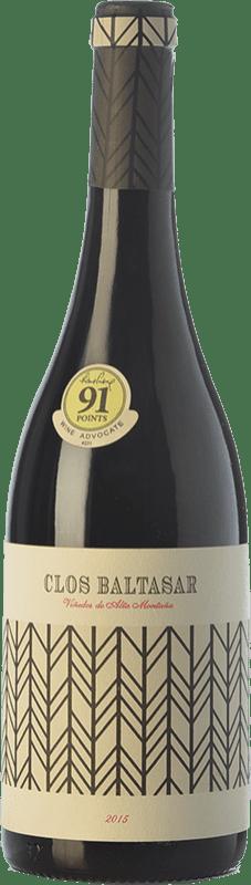 17,95 € Free Shipping | Red wine Clos Baltasar Crianza D.O. Calatayud Aragon Spain Grenache Bottle 75 cl