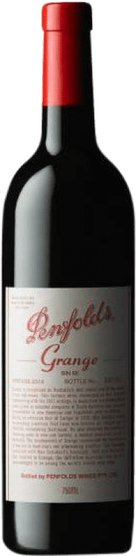 733,95 € Free Shipping | Red wine Penfolds Grange I.G. Southern Australia Southern Australia Australia Syrah Bottle 75 cl