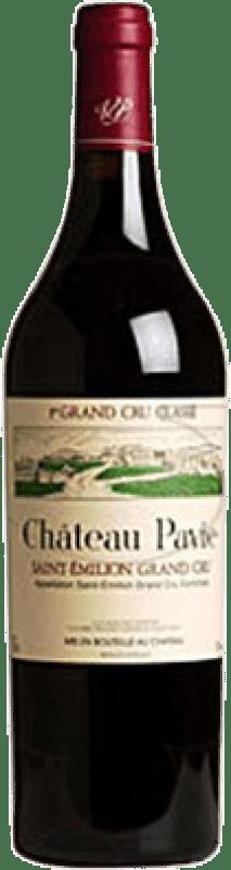 372,95 € Free Shipping | Red wine Château Pavie 2006 A.O.C. Saint-Émilion Bordeaux France Merlot, Cabernet Sauvignon, Cabernet Franc Bottle 75 cl