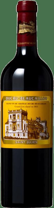 173,95 € Free Shipping | Red wine Château Ducru-Beaucaillou 2006 A.O.C. Saint-Julien Bordeaux France Cabernet Sauvignon, Cabernet Franc, Petit Verdot Bottle 75 cl