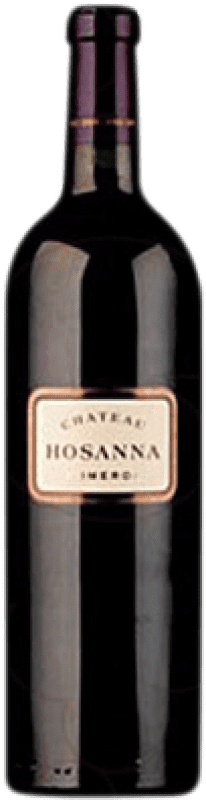 302,95 € Free Shipping | Red wine Château Hosanna 2010 A.O.C. Pomerol Bordeaux France Merlot, Cabernet Franc Bottle 75 cl