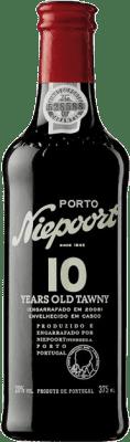 19,95 € Envío gratis | Vino tinto Niepoort 10 Years Old I.G. Porto Porto Portugal Touriga Franca, Touriga Nacional, Tinta Roriz Media Botella 37 cl