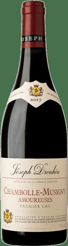 556,95 € Envío gratis   Vino tinto Drouhin 1er Cru Amoureuses A.O.C. Chambolle-Musigny Borgoña Francia Pinot Negro Botella 75 cl