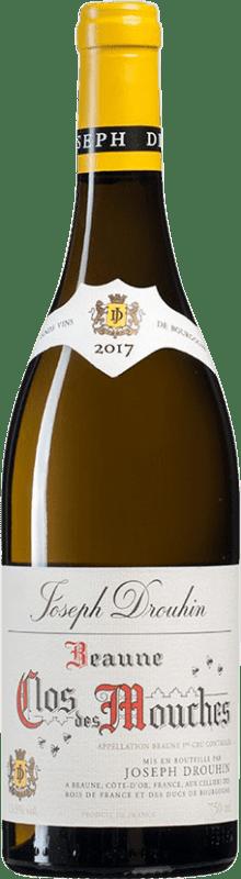 157,95 € 免费送货 | 白酒 Drouhin 1er Cru Clos des Mouches Blanc A.O.C. Côte de Beaune 勃艮第 法国 Chardonnay 瓶子 75 cl