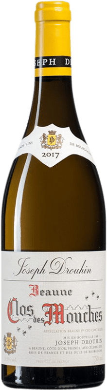157,95 € Free Shipping | White wine Drouhin 1er Cru Clos des Mouches Blanc A.O.C. Côte de Beaune Burgundy France Chardonnay Bottle 75 cl