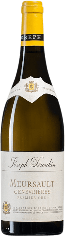 144,95 € | White wine Drouhin 1er Cru Genevrières A.O.C. Meursault Burgundy France Chardonnay Bottle 75 cl