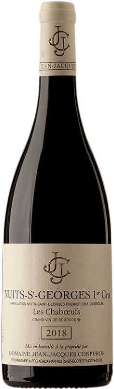 117,95 € Free Shipping | Red wine Confuron 1er Cru Les Chaboeufs A.O.C. Nuits-Saint-Georges Burgundy France Pinot Black Bottle 75 cl