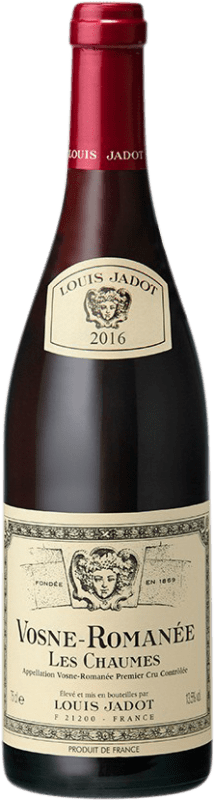 165,95 € | Red wine Louis Jadot 1er Cru Les Chaumes A.O.C. Vosne-Romanée Burgundy France Pinot Black Bottle 75 cl